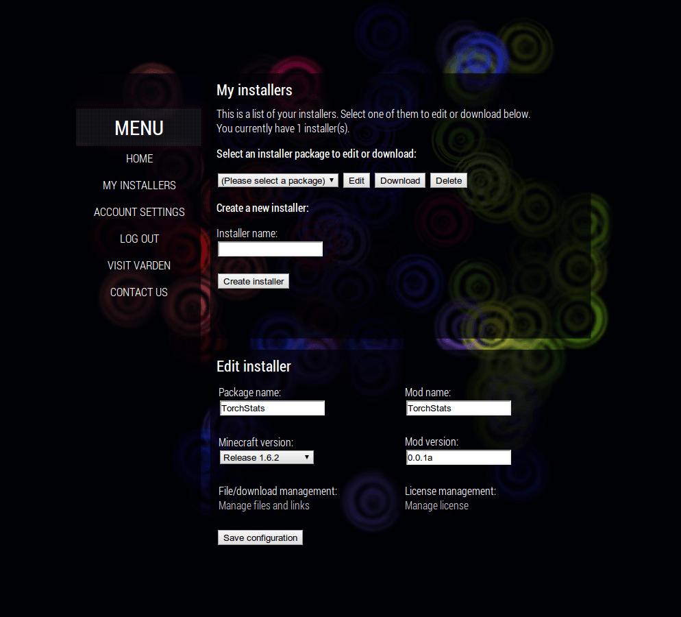 Mod Installer Creator | Varden Development